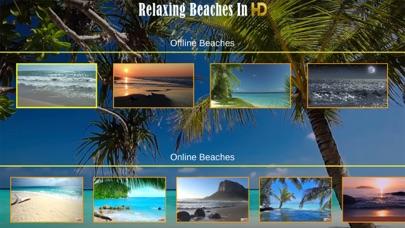 Relaxing Beaches In HD screenshot 2