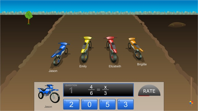 ‎Dirt Bike Proportions on the App Store