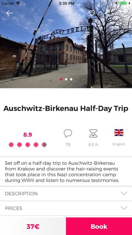 Krakow Guide Civitatis.com screenshot-3