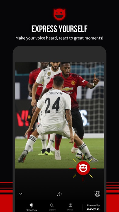 Manchester United Official App Screenshot 5
