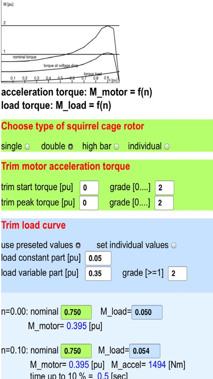 ac-motor start screenshot-3