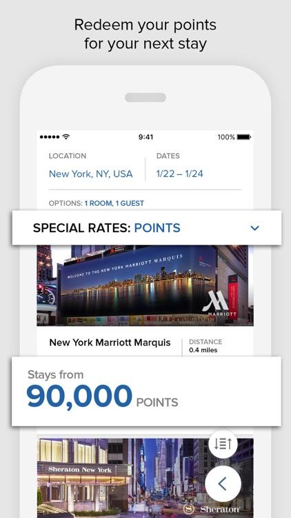 Marriott Rewards screenshot-3