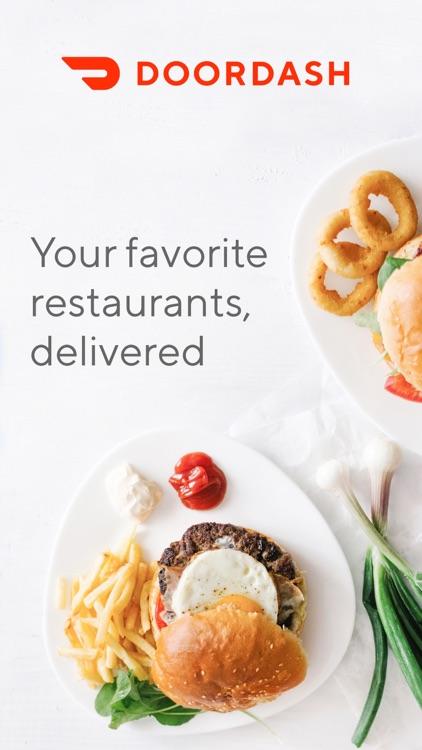 DoorDash - Order Food Delivery screenshot-0