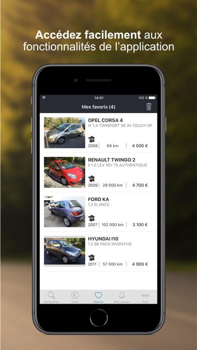 download La Centrale - voiture occasion apps 3