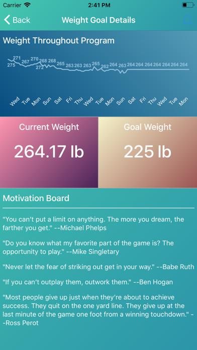 Scoreboard For Life screenshot two