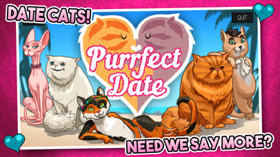 Purrfect Date screenshot #1