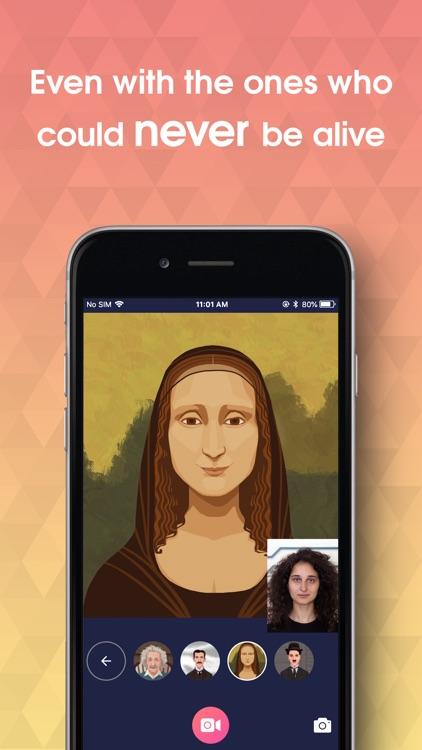 Facehub - Live Face Animator