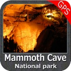 Mammoth Cave National Park - Topo icon
