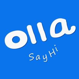 olla-multilingual village