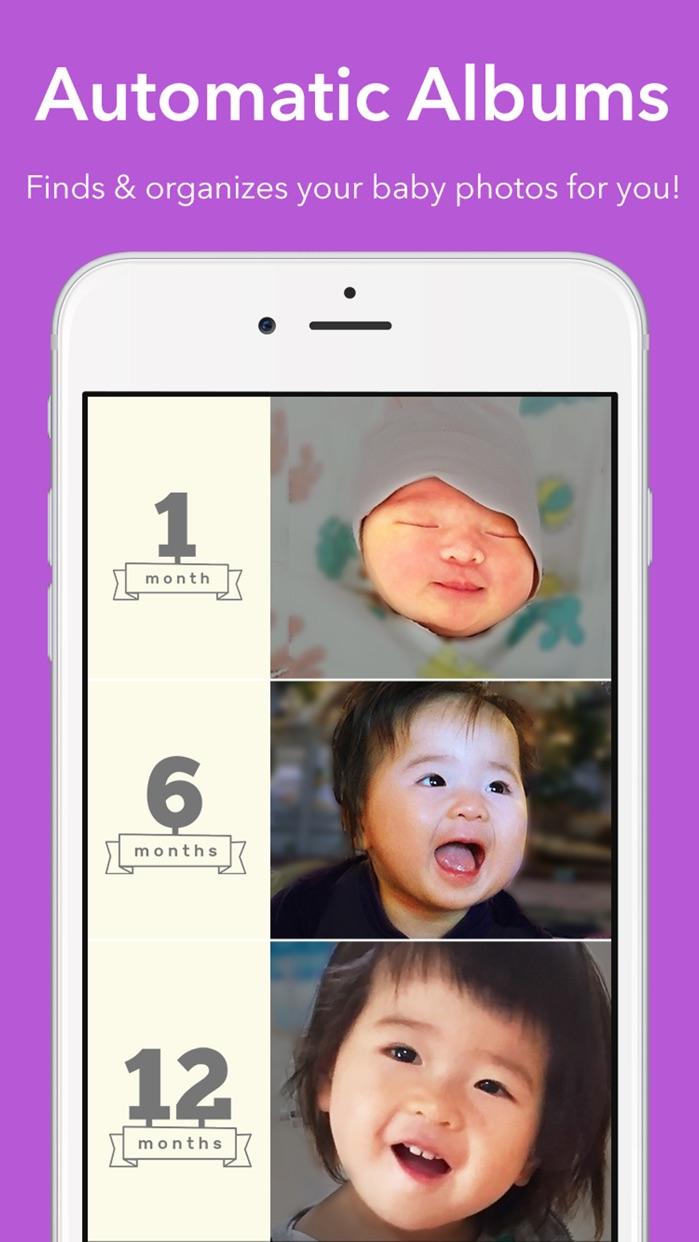 Baby Art - Baby Photo Studio Screenshot