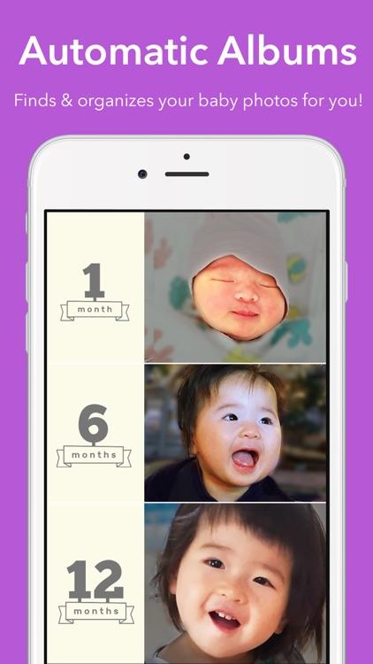 Baby Art - Baby Photo Studio in your Pocket screenshot-3