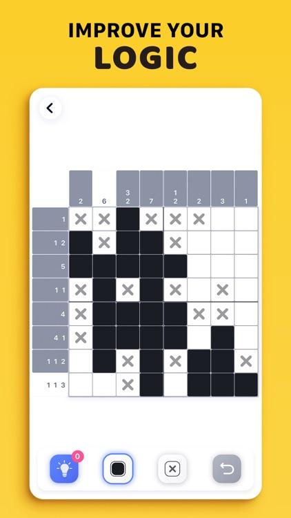 Nonograms: Griddlers & Puzzles screenshot-5