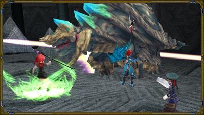 RPG イルーナ戦記オンラインスクリーンショット3