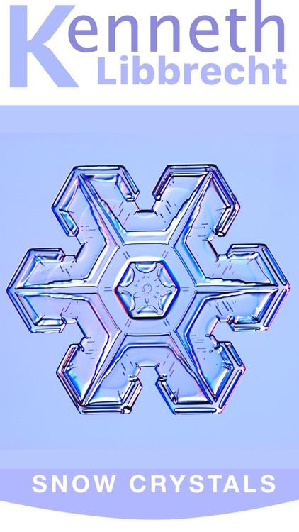 Kenneth Libbrecht Snowflakes screenshot-3