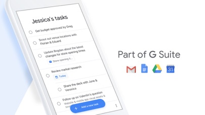 Google Tasks: Get Things Done screenshot 5