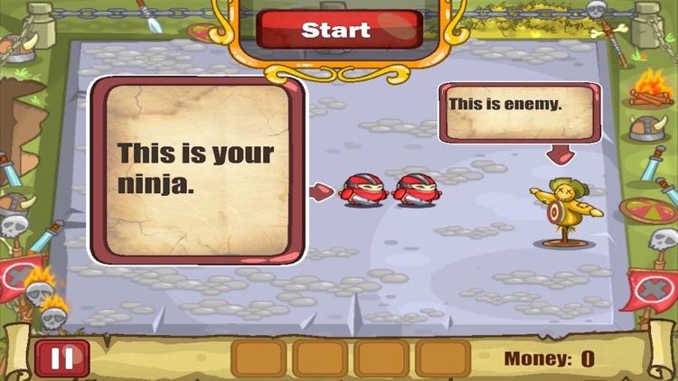 Pocket Ninja-free screenshot-4