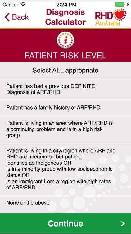ARF RHD Guideline screenshot-3