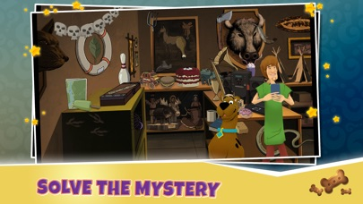 Scooby-Doo Mystery Cases Screenshot 5