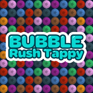 Bubble Rush Tappy - Games app
