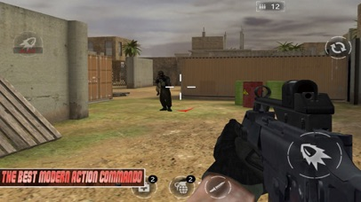 Mafia Clash: Shooting Enemy screenshot 1