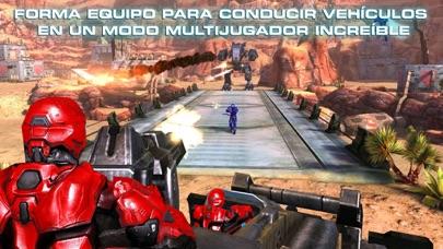 Screenshot for N.O.V.A. 3: Edición Premium in Ecuador App Store