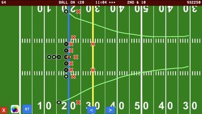 X vs O Footballのおすすめ画像2