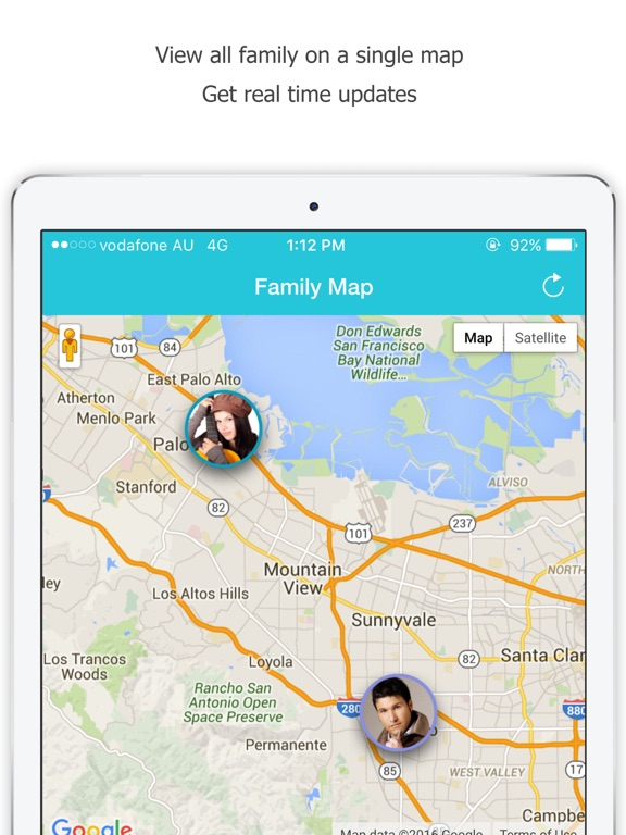 Family Locator - Phone Tracker Screenshots