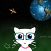 App Jar LLC - Physics Cats in Space artwork