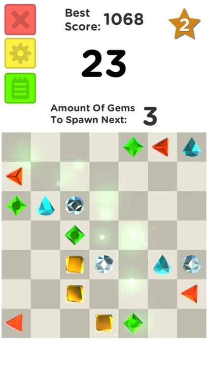 Gem Move Match