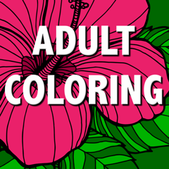 Flower Coloring Book Games