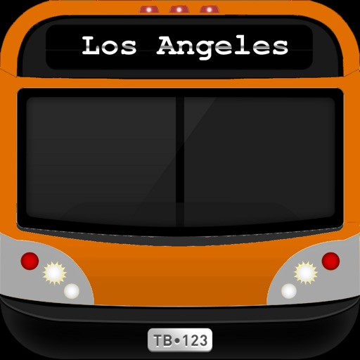 Transit Tracker - Los Angeles