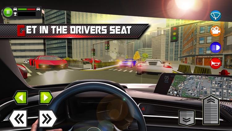 Driving School Simulator in 3D screenshot-3