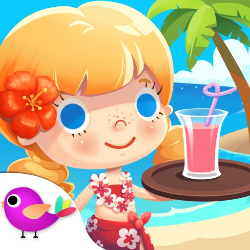 Candy's Vacation: Beach Hotel iOS App