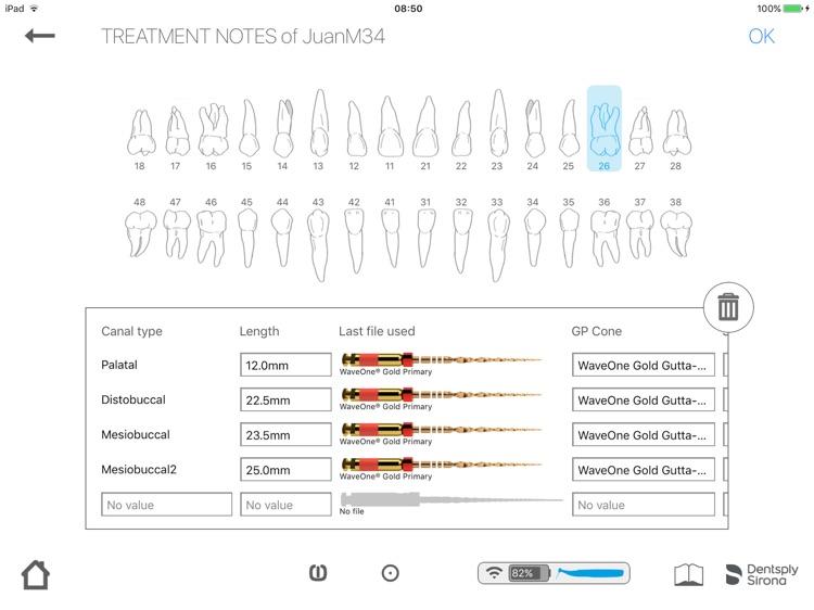 Dentsply Endo IQ® App screenshot-3