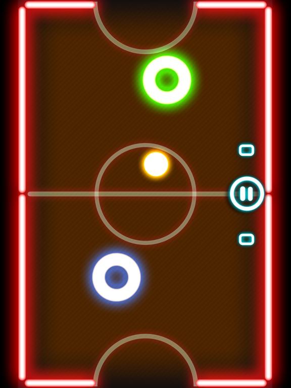 Glow Hockey 2 HDのおすすめ画像9