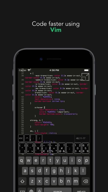 Buffer Editor - Code Editor screenshot-3