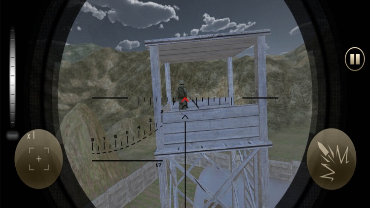 The Sniper Elite Force 3d screenshot-4