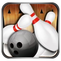 Realistic Bowling King
