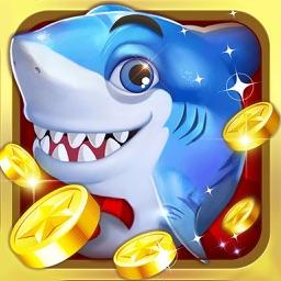 街机捕鱼游戏-欢乐街机捕鱼游戏厅