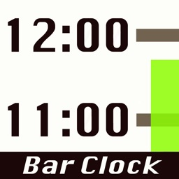 Bar Clock 3