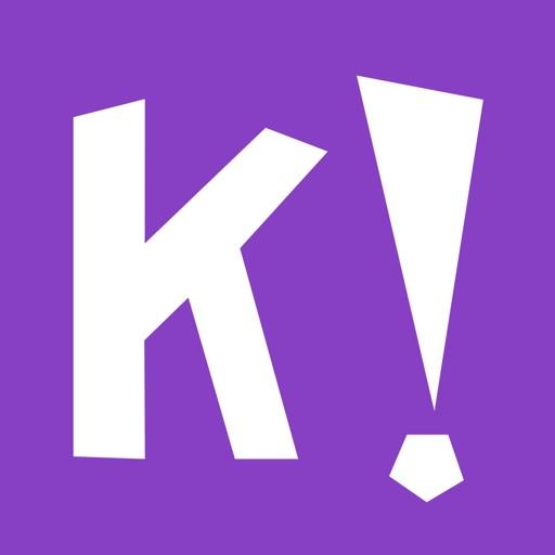 Kahoot! - Play Learning Games application logo