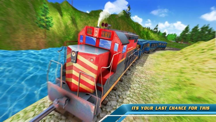 Euro Train Simulator Engine screenshot-3
