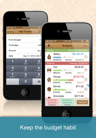 Money Monitor Pro screenshot 3