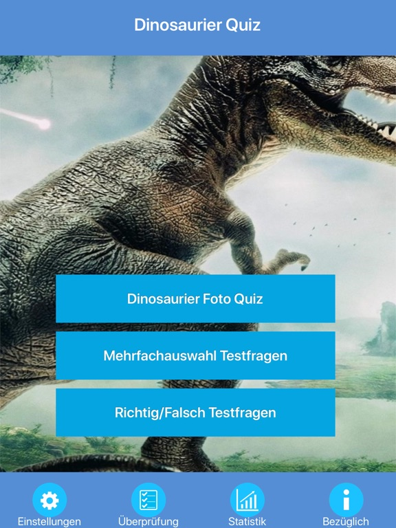 Die Dinosaurier Quiz screenshot 7