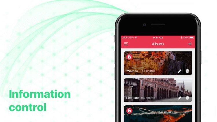 Protection Mobile Data App screenshot-3