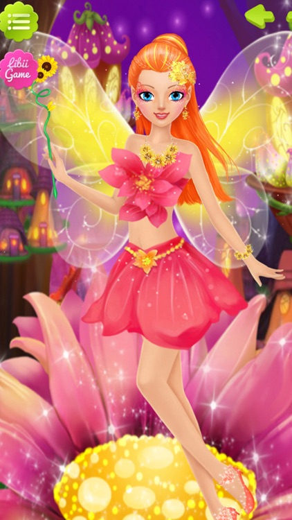 Fairy Salon™ screenshot-4