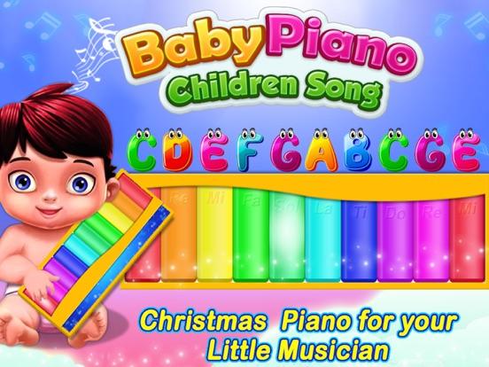 Baby Piano - Children Song screenshot 5