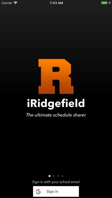 iRidgefield - Ridgefield HS screenshot 2
