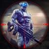 ロボット侵略単独の狙撃兵3D