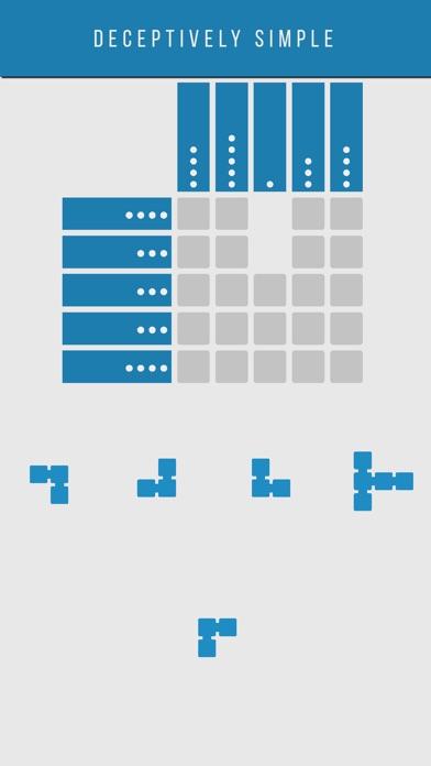 Screenshot #8 for Shapeuku - Shape Puzzle Game